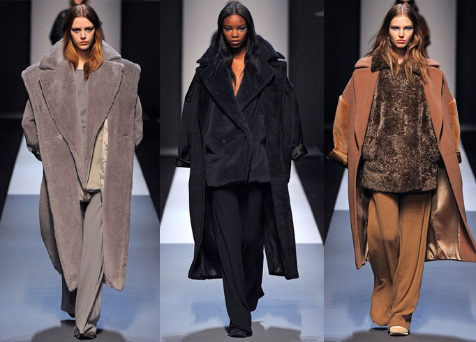 Max Mara FW13 / Great coats