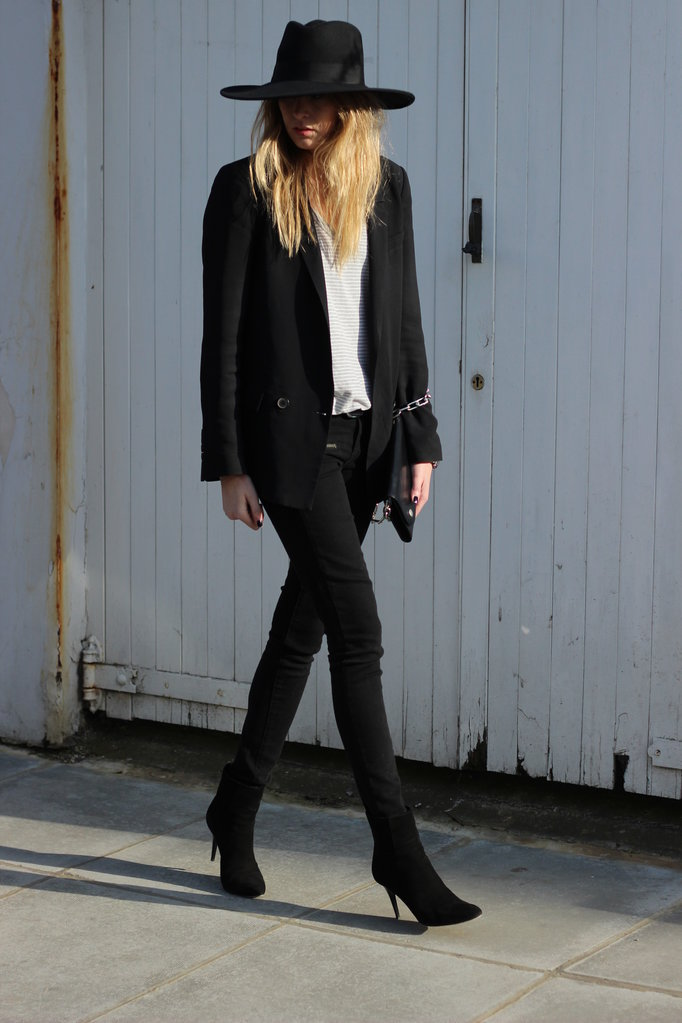 Camille over the Rainbow / Saint Laurent post-Yves slash pre-grunge