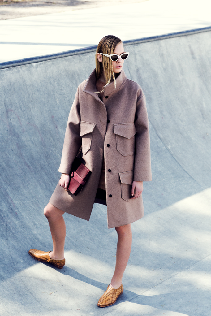 Styleby #19 by Frida Marklung | Carin Wester Coat